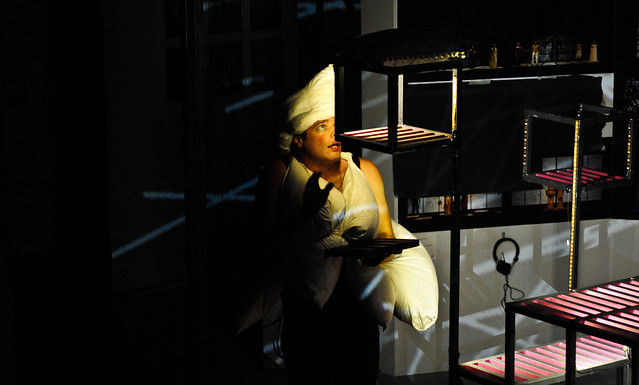 Performance- Teatro O Bando
