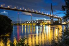 Köhlbrandbrücke / Hamburg
