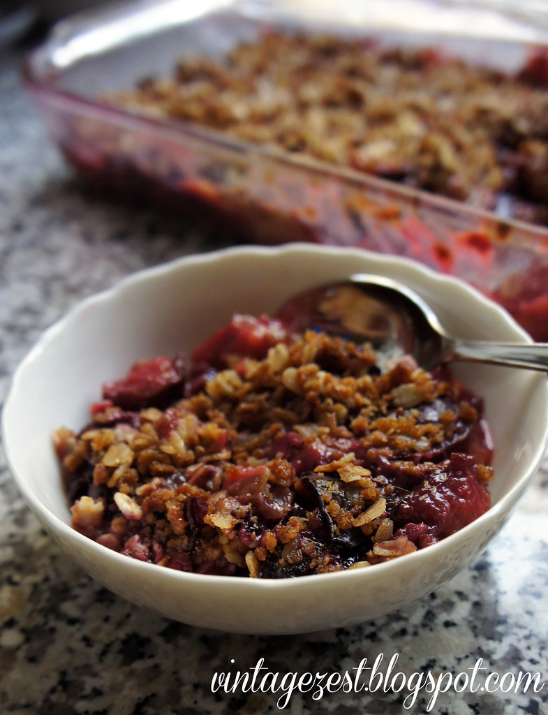 -Plum Crumble 6