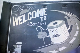 Welcome to Albert Road - Southsea - Portsmouth - 2013