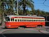MUNI #1059 (St. Louis Car Co. PCC) in San Francisco, CA by CaliforniaRailfan101 Photography