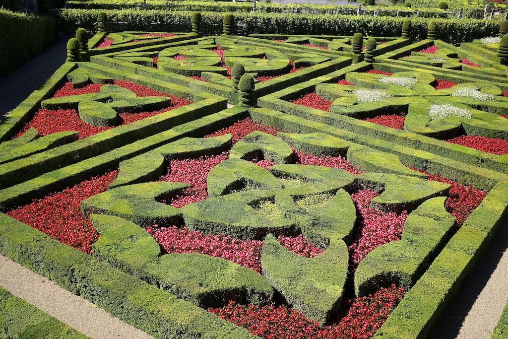 Jardines Villandry