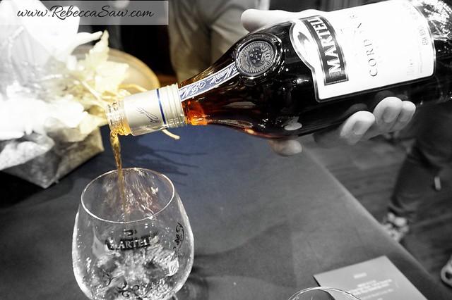 martell cordon bleu - elegantology gallery and restaurant