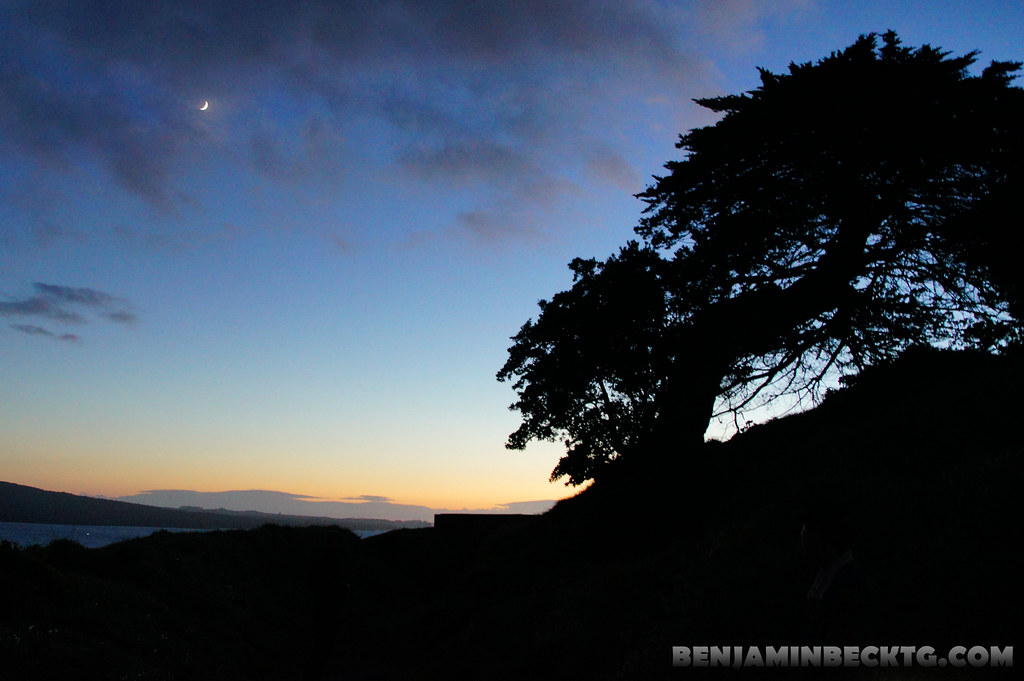 Sunrise at North Head, Devonport