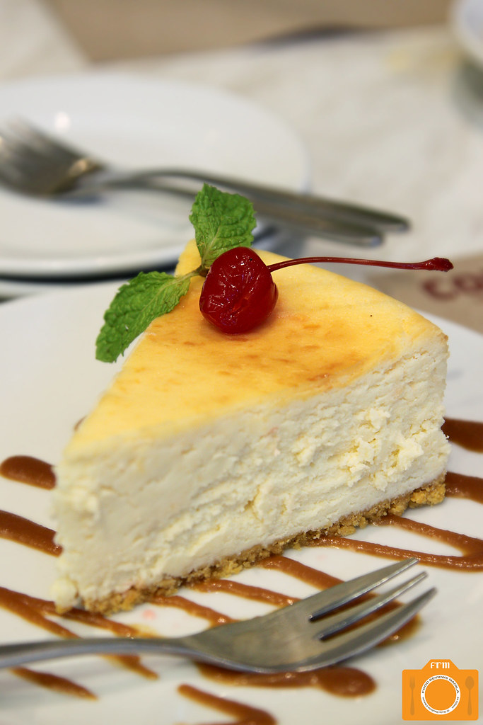 Corazon Queso de Bola Cheesecake