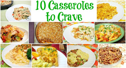 10 Casseroles to Crave
