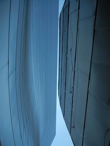 DSCN8523 _ Exterior Detail, Walt Disney Concert Hall, Los Angeles, July 2013