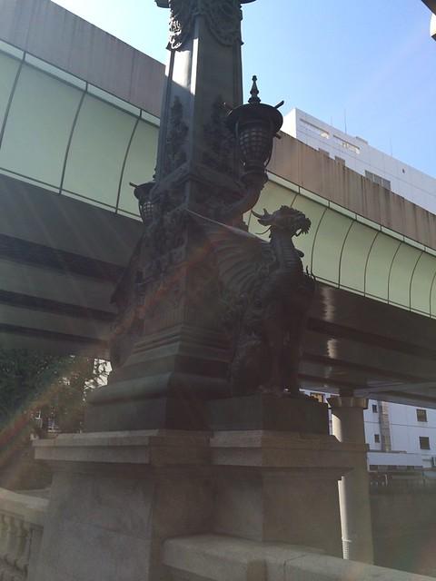 Photo:日本橋通過 #ちゃらぽこ散歩会 By cyberwonk