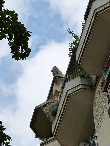 oiseau de pierre