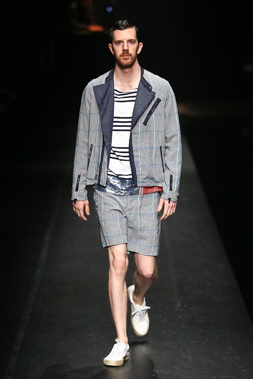 SS14 Tokyo yoshio kubo021_Cameron(Fashion Press)