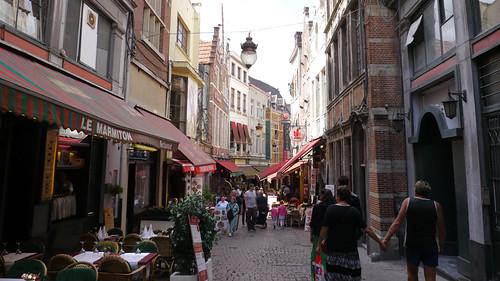 Bruxelles - Rue des Bouchers
