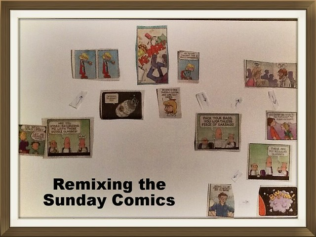 Sunday comix remix
