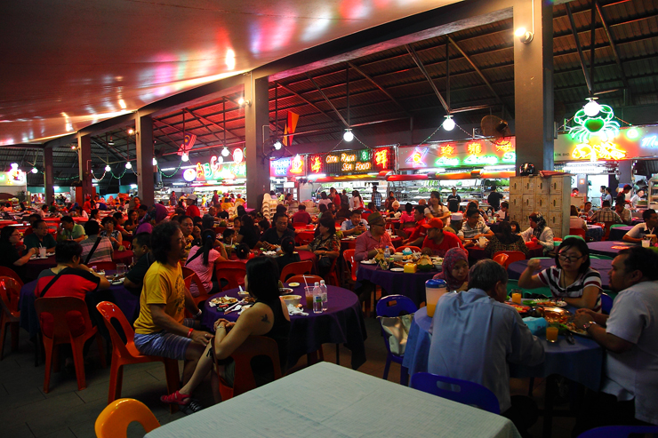 Best Seafood Restaurant In Kuching