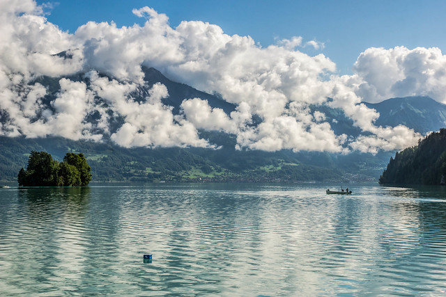 Cloudy Interlaken
