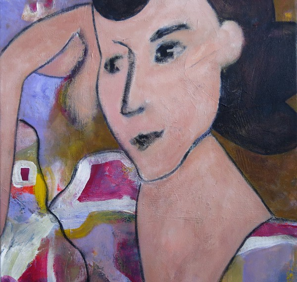Matisse Woman - She's done!