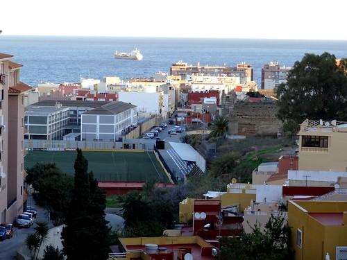 Ceuta: Estadio José Benoliel.