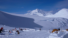 Obóz 3 na wys. na wys. 3630m (11000 feet)