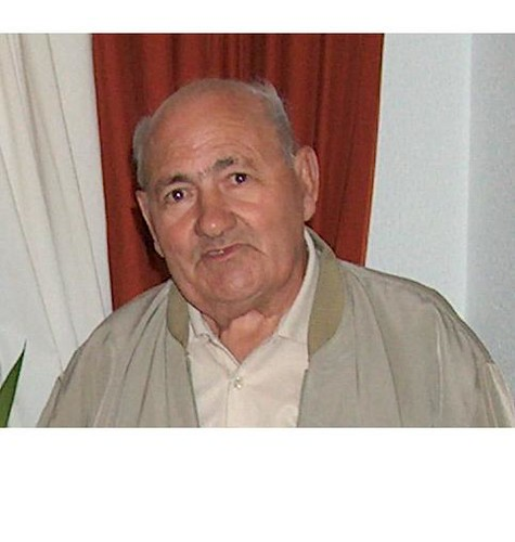 O meu pai, António Franco Dias