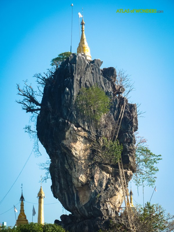 Visual guide Burma