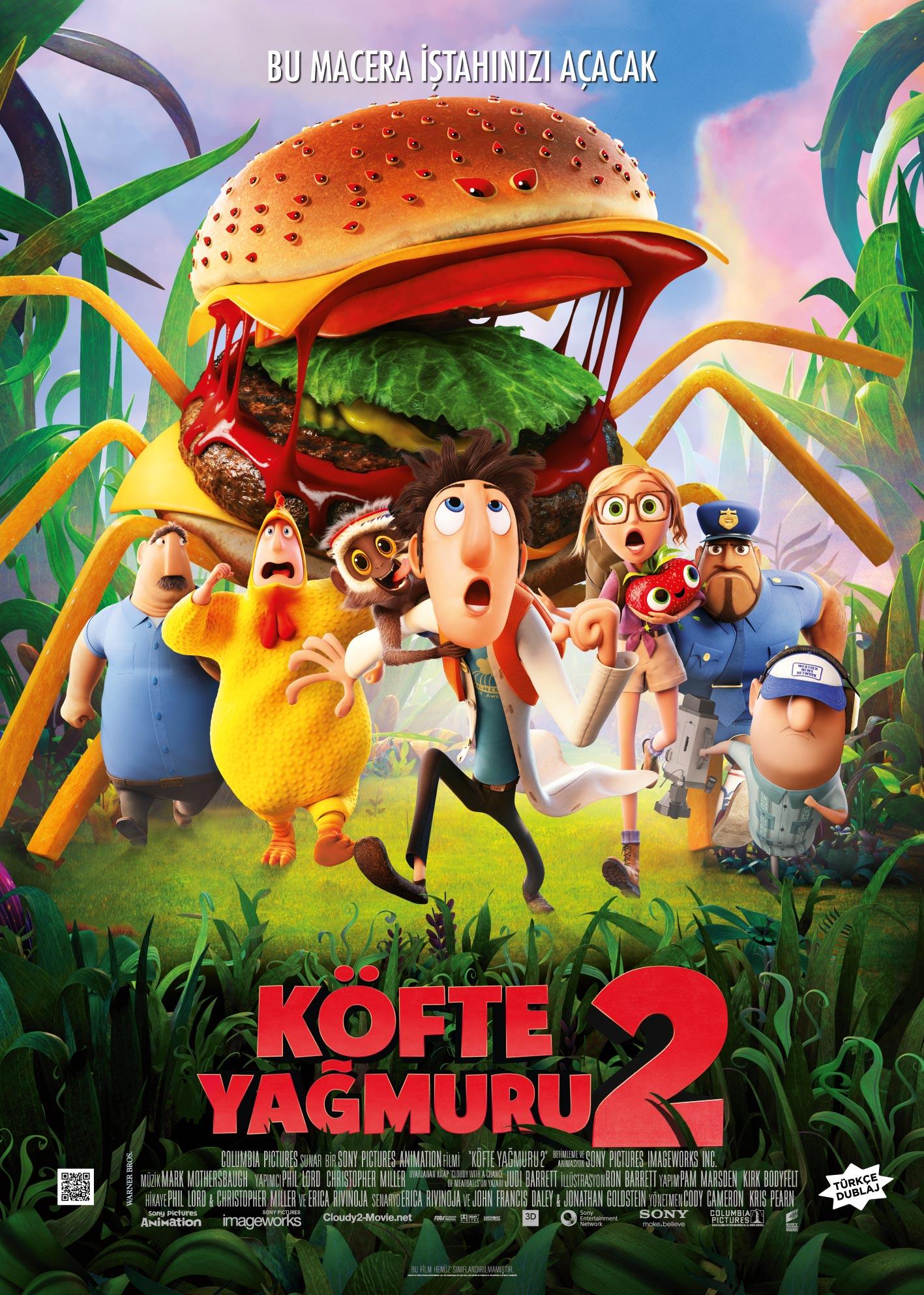K�fte Ya�muru 2 / 2013 / Amerika / Online Film �zle