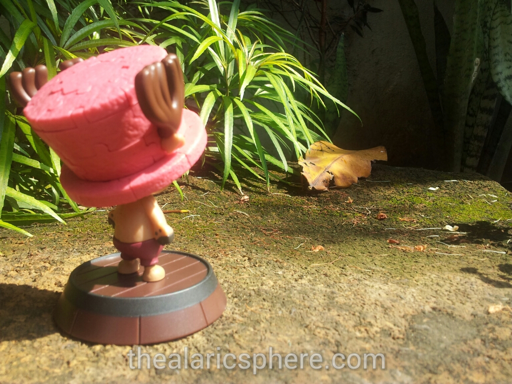Tony-Chopper-One-Piece-3D-puzzle-scared
