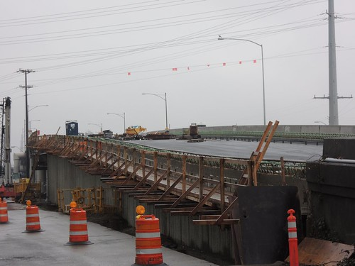 SR 99 timber bridge replacement 2013-12-21