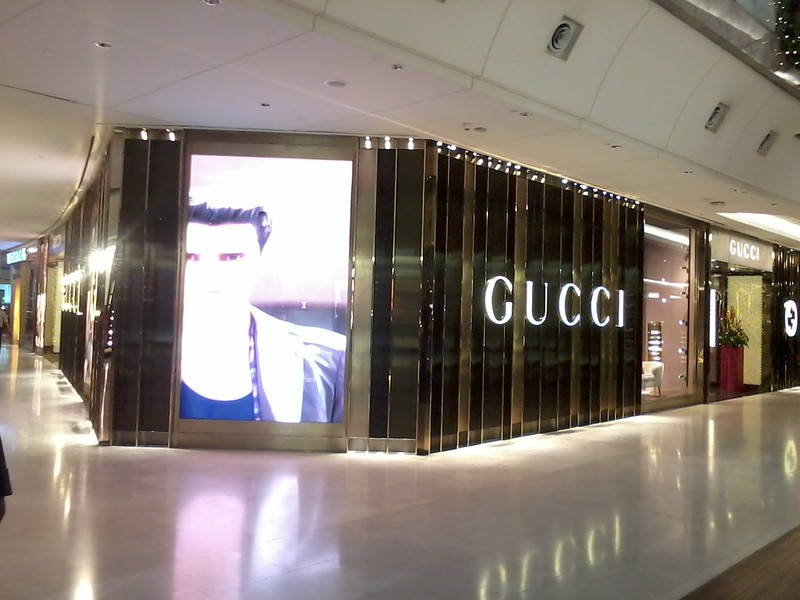 Gucci The Gardens Mall 3