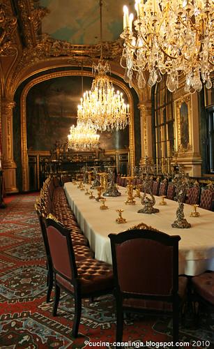 Speisesaal Louvre
