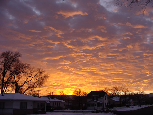 sunset colorado grandjunction grandvalley