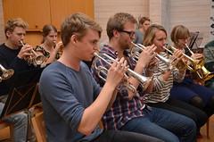 SYBB 2014-01-04 - Daniel Björnell och kornetterna