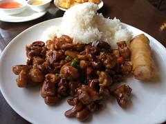 Chicken With Cashew Nuts - Ming's Chinatown, Washington DC
