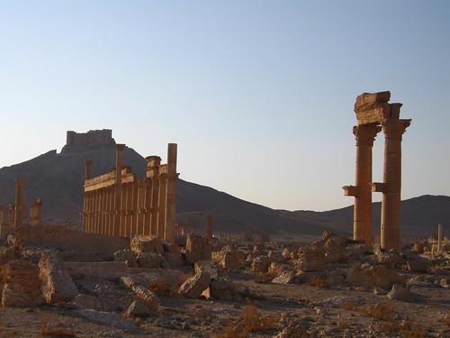 Foto de Palmira (Siria)