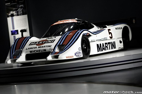 Lancia LC2, 1983-86 (Martini Racing)