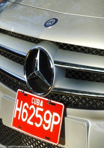 Mercedes-Benz B Class - Varadero, Cuba
