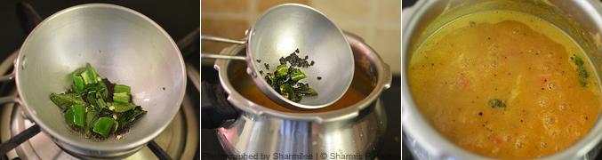 How to make carrot dal tadka - Step4