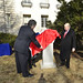 Re-Inauguration of Bust of Gabriela Mistral at OAS Headquarters