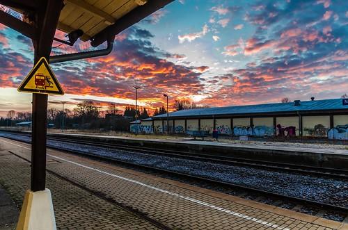 Bahnhof Neustadt/Orla