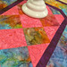 248_Rainbow Batik Table Runner_b