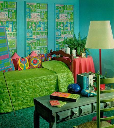 Accoppiamo i colori: celeste e verde smeraldo
