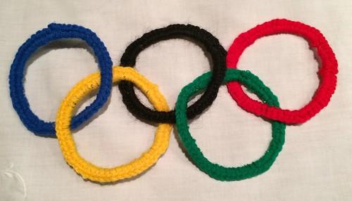IC 14 Challenge 3 - Kathee's Olympic Rings