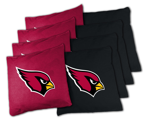 Arizona Cardinals Cornhole Bags
