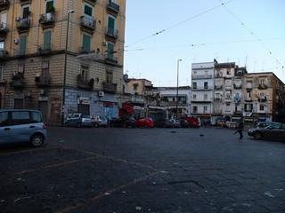 Image of Porta Capuana. street napoli naples ulica neapol
