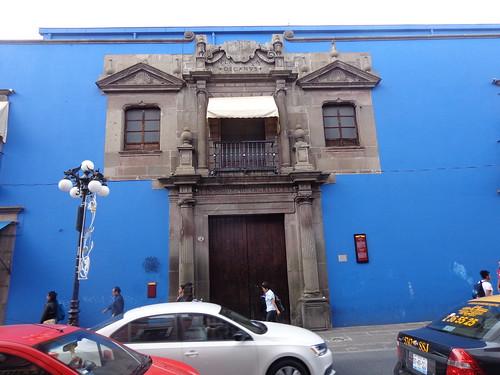 Casa del Dean, 16th century