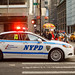 NYPD Traffic Operations District Ford Fusion SE Hybrid 4327 by Have Fun SVO