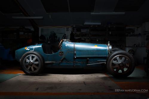 1925 Type 35 Bugatti by Stefan Marjoram