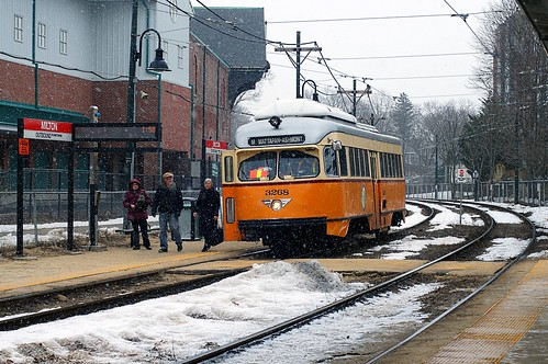 Mattapan Trolley - 3