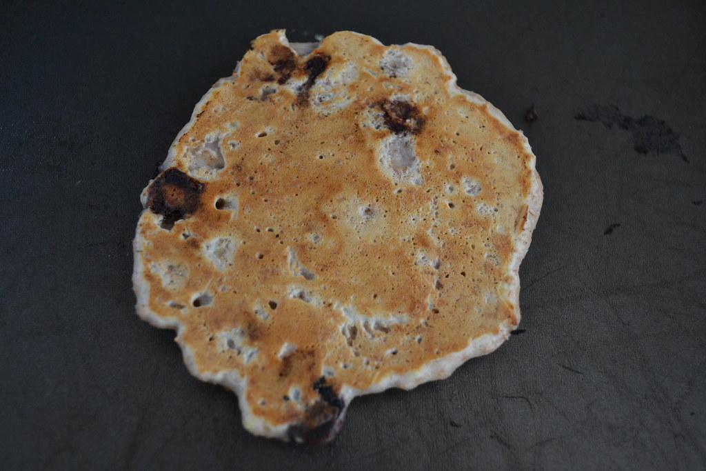 choc. chip bran pancakes