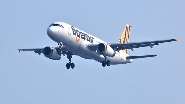 9V-TAS | Airbus A320-232 | Tigerair