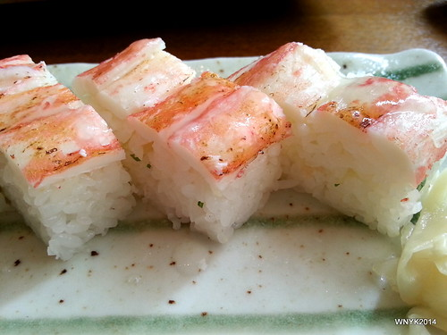 Snow Crab Ozisushi