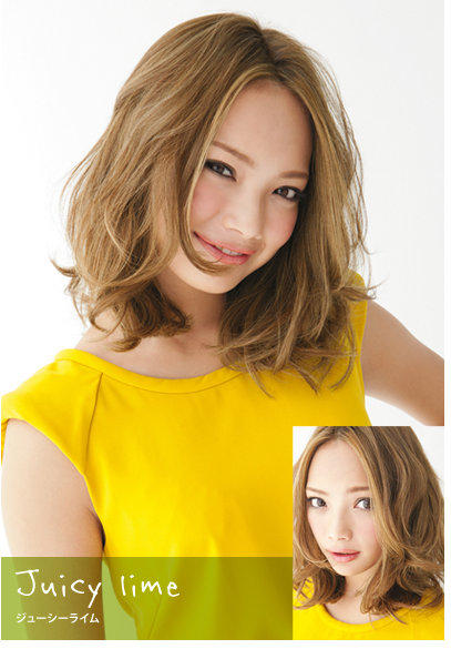 MILBON  2011 AUTUMN & WINTER SEASON HAIR COLOR INFORMATION - Mozilla Firefox 14.03.2014 112809
